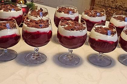 Schneewittchen Dessert 2