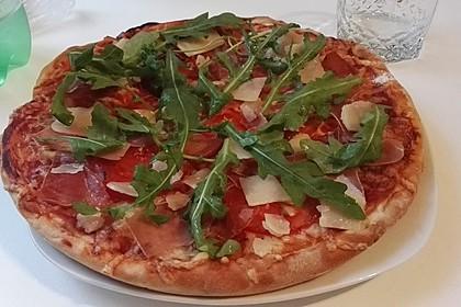 Pizzateig für Brotbackautomaten 4