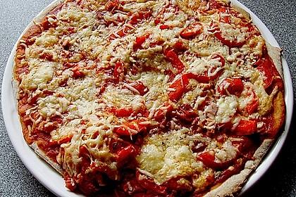 Pizzateig für Brotbackautomaten 3