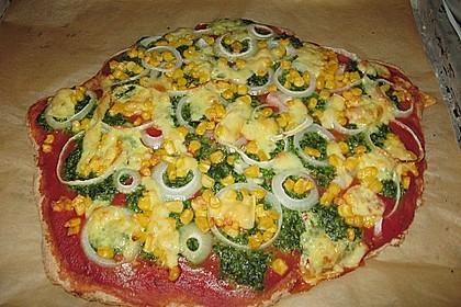Pizzateig für Brotbackautomaten 9