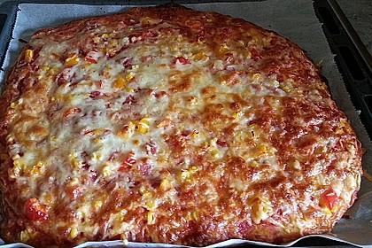 Pizzateig für Brotbackautomaten 11