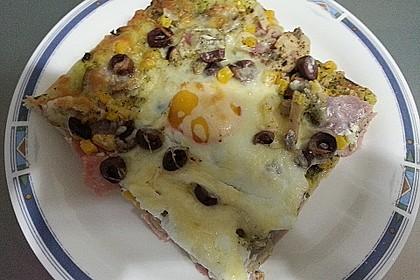 Pizzateig für Brotbackautomaten 8