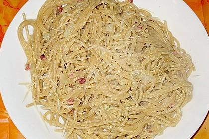 Italienische Carbonara-Sauce 26