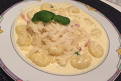 Italienische Carbonara-Sauce 8