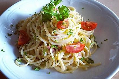 Italienische Carbonara-Sauce 5