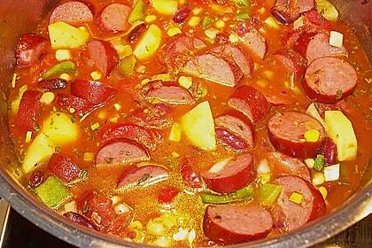 Cabanossi - Suppe 1