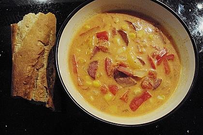 Cabanossi - Suppe 16