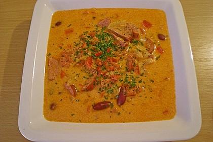 Cabanossi - Suppe 5