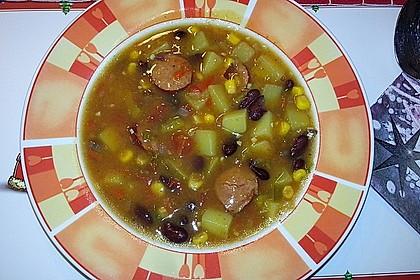 Cabanossi - Suppe 13