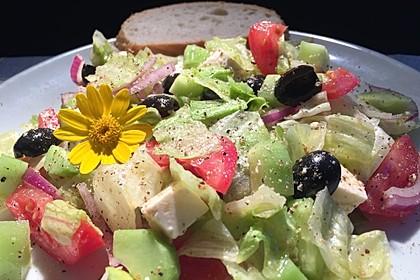Griechischer Salat 5