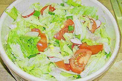 Griechischer Salat 8
