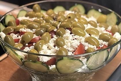 Griechischer Salat 13