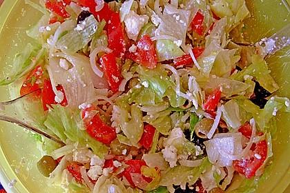 Griechischer Salat 10