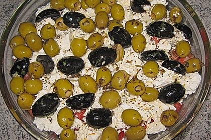 Griechischer Salat 12
