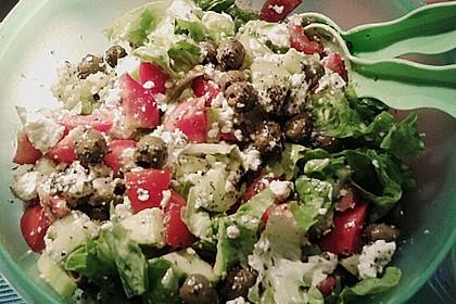 Griechischer Salat 17