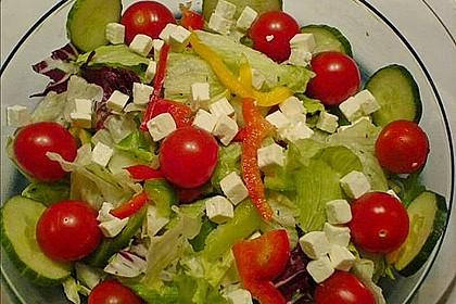 Griechischer Salat 3