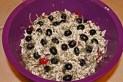 Griechischer Salat 11