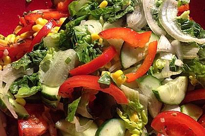 Griechischer Salat 9