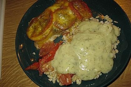 Fisch - Pfanne mit Käse 4