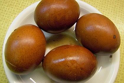 Chinesische Eier 8