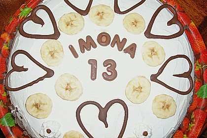 Banana Split Traum 184
