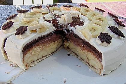 Banana Split Traum 39