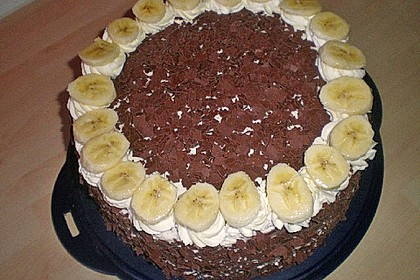 Banana Split Traum 144