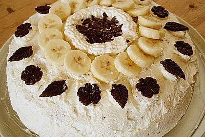 Banana Split Traum 70