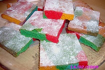 Regenbogenkuchen 50