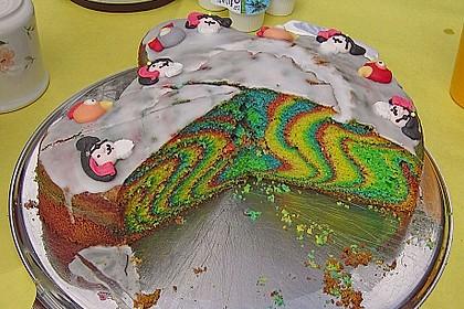 Regenbogenkuchen 125