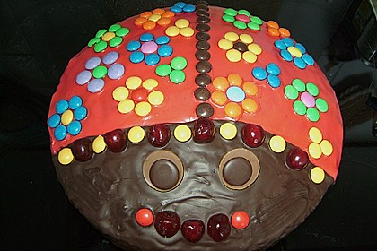Regenbogenkuchen 7