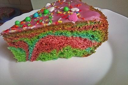 Regenbogenkuchen 121