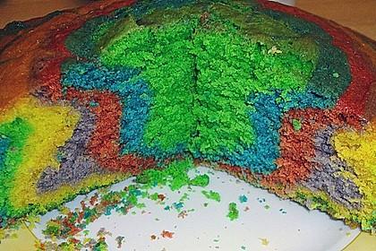 Regenbogenkuchen 84