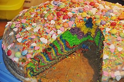 Regenbogenkuchen 35