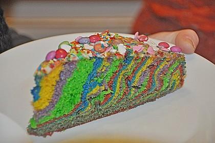 Regenbogenkuchen 21
