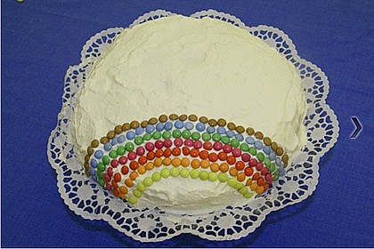Regenbogenkuchen 123