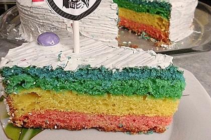 Regenbogenkuchen 85