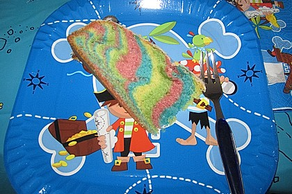 Regenbogenkuchen 126