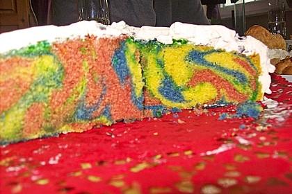Regenbogenkuchen 136