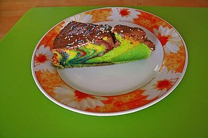 Regenbogenkuchen 150