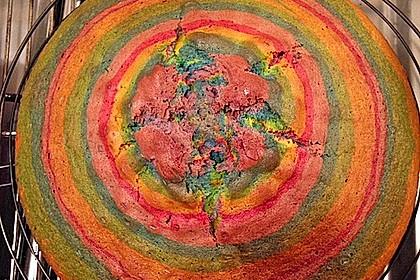 Regenbogenkuchen 96