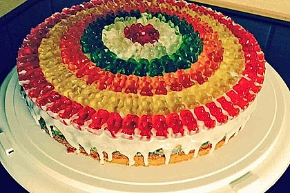 Regenbogenkuchen 16