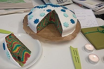 Regenbogenkuchen 8