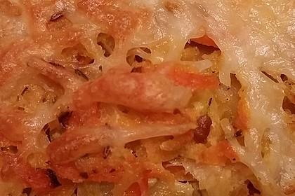 Weißkohl - Lasagne 5