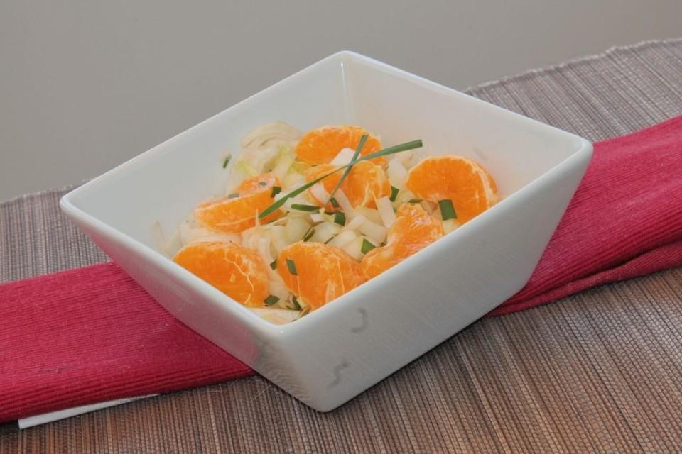 chicoree salat rezept mit bild von renkleov. Black Bedroom Furniture Sets. Home Design Ideas