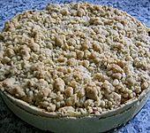 Cinnamon Crumble Apple Pie (Bild)