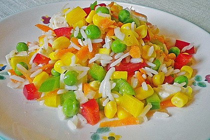 Konfetti - Salat
