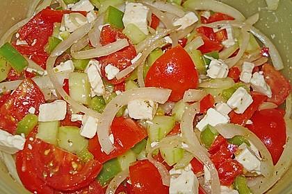 Bauernsalat, griechisch 13
