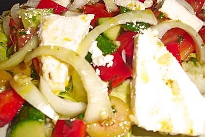 Bauernsalat, griechisch 30
