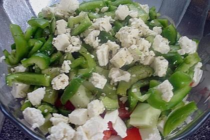 Bauernsalat, griechisch 31